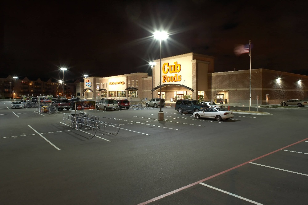 Led Parking Lot Lights Area Light Fixtures Ledstadium