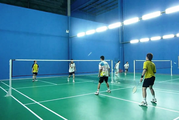 badminton-court-lighting