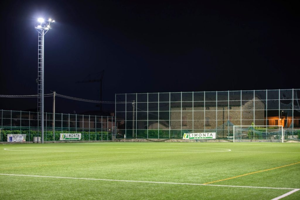 Indoor Outdoor Led Sports Lighting Ledstadium